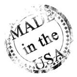 blank postal stamp poster