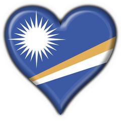 marshall button flag heart shape