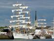 Leinwandbild Motiv Armada Rouen