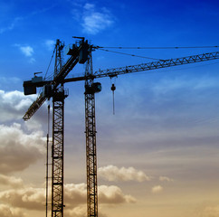 construction cranes 04