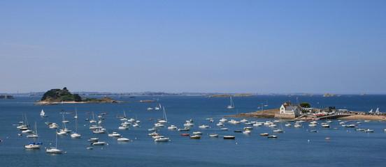 port de Terenez,baie de morlaix,bretagne