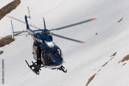 Papiers peints Hélicoptère Hélicoptères EC145