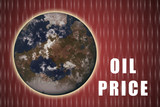Oil Price Increasing poster