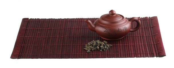 The Chinese teapot