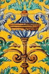 céramique de la plaza de espana à séville