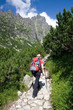 Hiking in Tatra Mountains