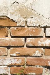 brick textured background
