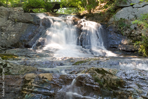 Jewels Falls, a waterfall in Portland Maine