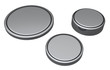 Coin or Button cell batteries