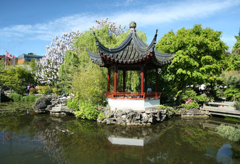 Chinese Temple and Garden