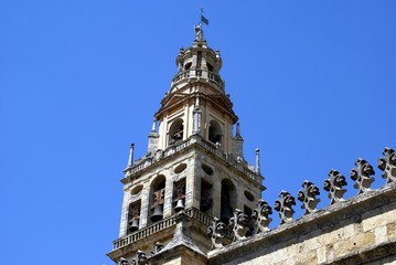 the tower of seville cathedral