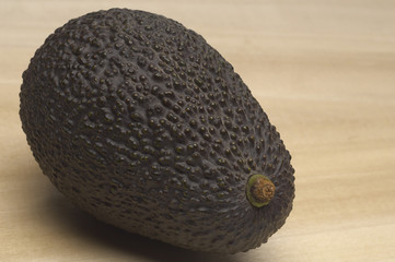 Studio shot of avocado