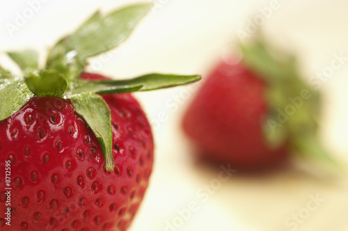Strawberry, close-up