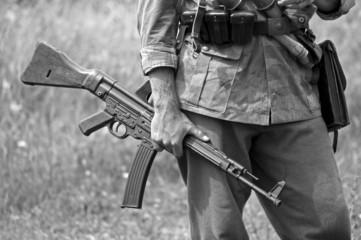 MP43 Submachine Gun