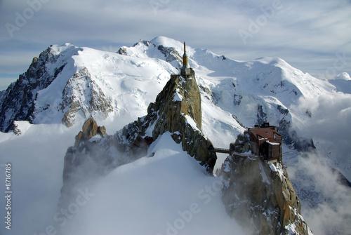 Mont Blanc - König von Europa © Bergfee
