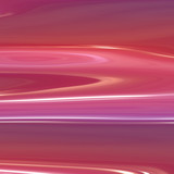 Smooth glossy abstract poster