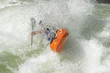 European rafting championship R6 on the rapids of river Vrbas ne