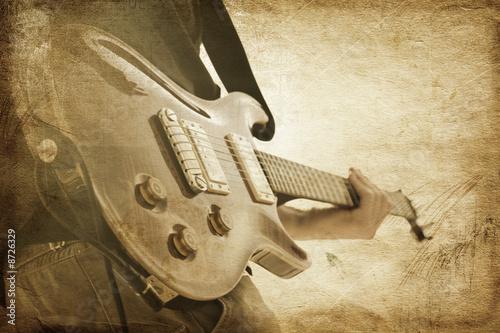 grunge rock © vesnafoto