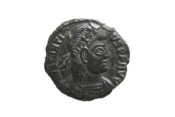 Bronze romain Constantin