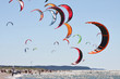 Kiteboarding competition - 8735396
