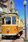 Fototapeta tramwaj - tramwajowych - Kolej