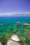 Kayaking on Lake Tahoe - 8771126