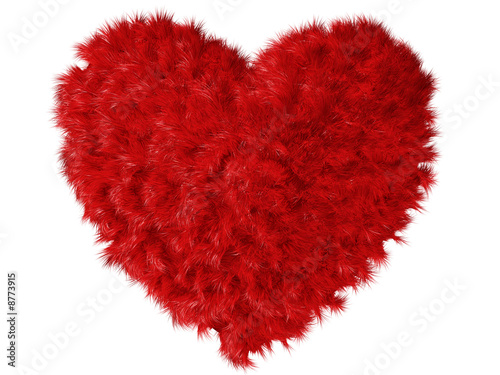poster of Fluffy heart