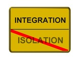 integration - isolation poster