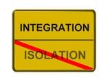 integration - isolation poster