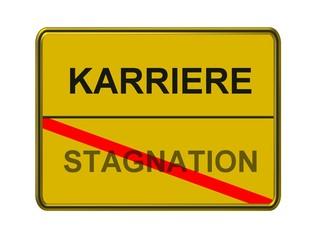 karriere_stagnation