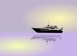 Vector Grafic Perfect Yacht