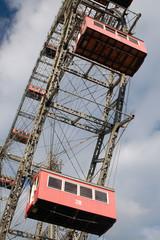 La grande roue du Prater à Vienne