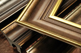 Fototapety Picture frame mouldings