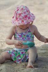 jouer a la plage