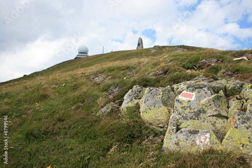 Observatoire météorologique du Grand-Ballon (Massif des Vosges)