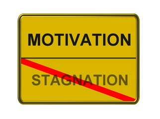 motivation - stagnation