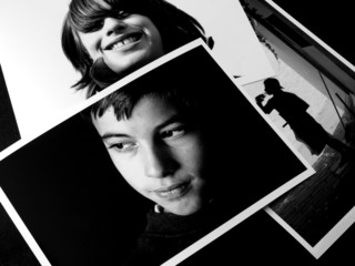 photographs of a young boy