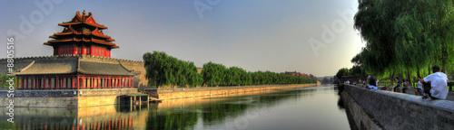 Foto op Aluminium Beijing Beijing - Forbidden City / Verbotene Stadt