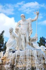 Neptun Brunnen Wien