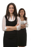 Young Businesswomen poster