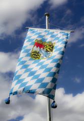 Bayern Fahne Flagge