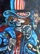 Quadro Graffiti USA Rekrutierung