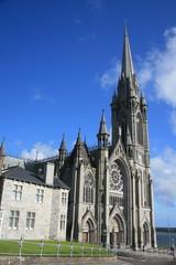 irish coast cathedral