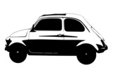 Vector Grafic Perfect Small Car