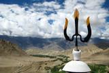 Himalayas, Ladakh, India poster