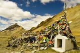 Tibetan Prayer Flags, Himalayas, India poster