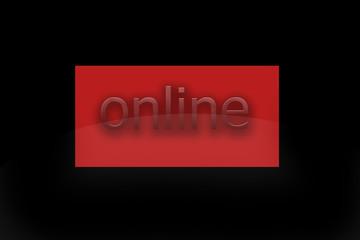 online-button