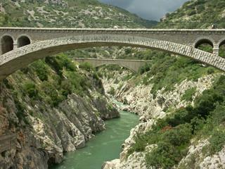 ponts sur l'Hérault