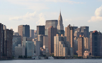 Late Afternoon Manhattan