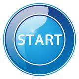 Start - Button poster